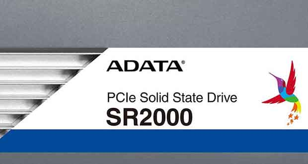 SSD SR2000CP d'ADATA