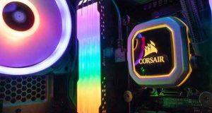 Vengeance RGB Pro series de Corsair