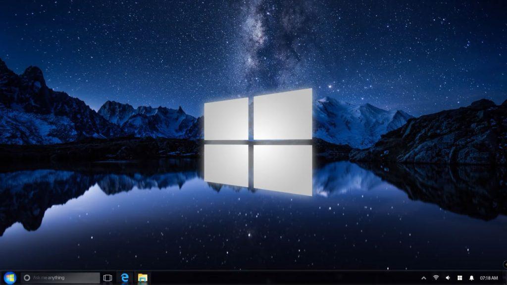 Windows 7 Edition 2018 – Concept Design (avdan)