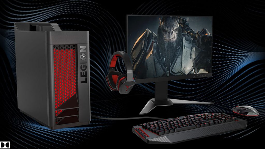 PC Gaming Legion T530 de Lenovo