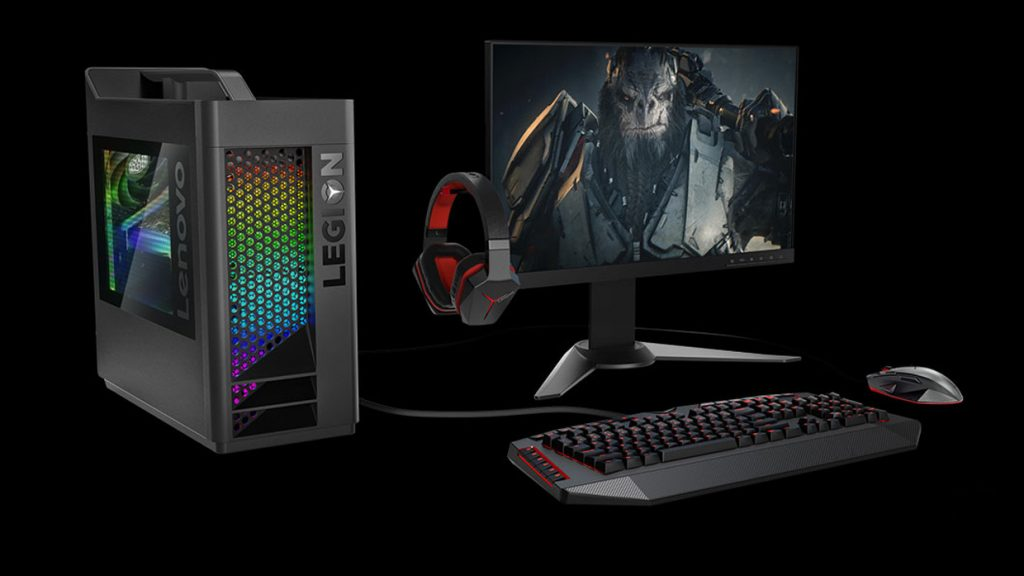 PC Gaming Legion T730 de Lenovo