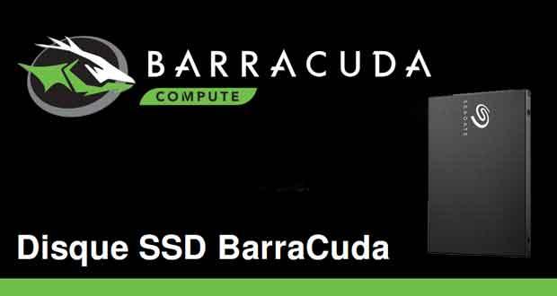 Barracuda SSD de Seagate