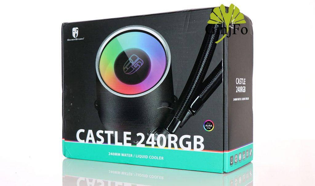 Castle 240RGB de Gamer Storm