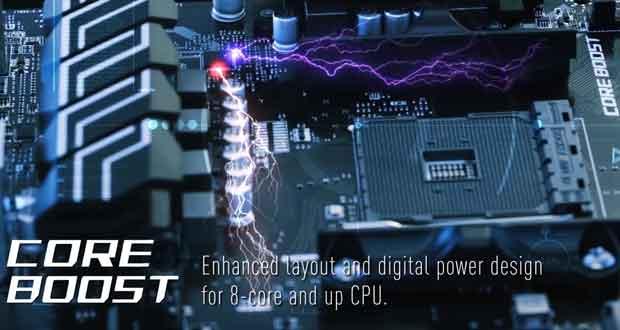 Carte mère B450, MSI annonce la prise en charge des processeurs Ryzen à 8 cœurs et plus