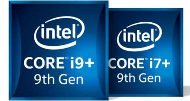 Processeur Core de 9ème génération dont le Core i7-9700K