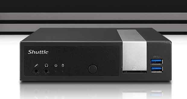 Barbone XPC Slim DL10J de Dell