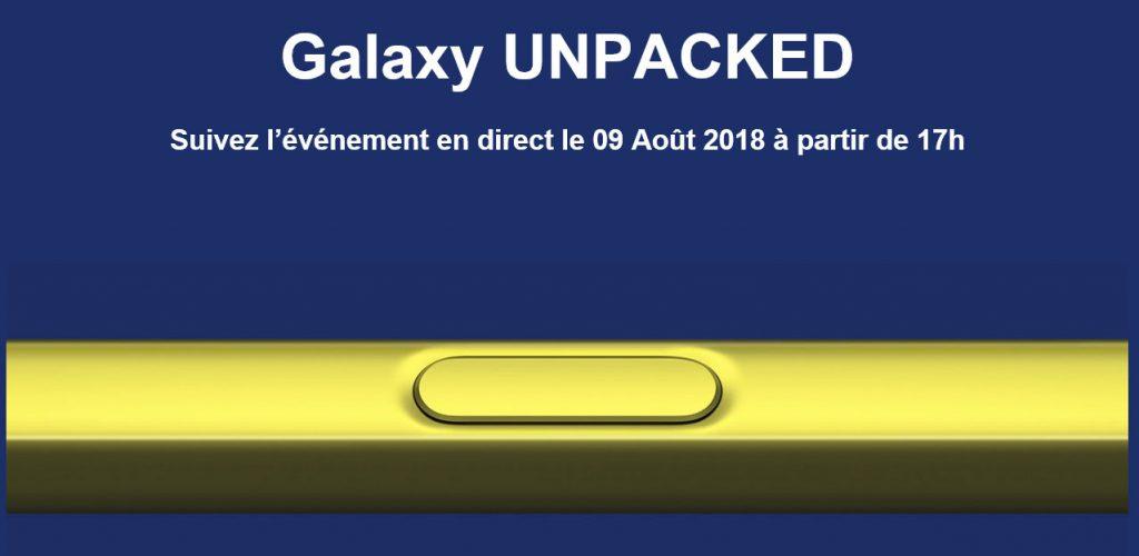 Galaxy Note 9 - Galaxy Unpacked 2018