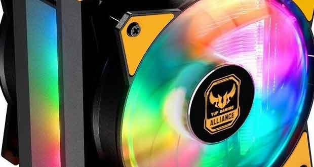 Ventirad MA410M TUF Gaming Edition de Cooler Master