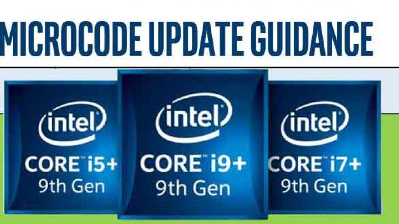 Core 9000 series, Intel dévoile plusieurs références, bilan
