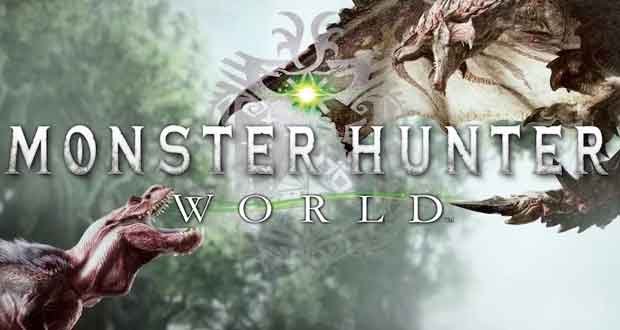 Monster Hunter World sur PC
