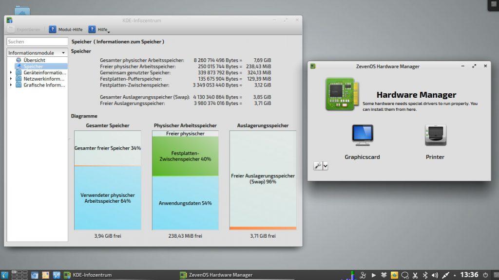 Distribution Linux Neptune 5.4