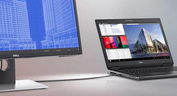 Precision 7730 Mobile Workstations de Dell