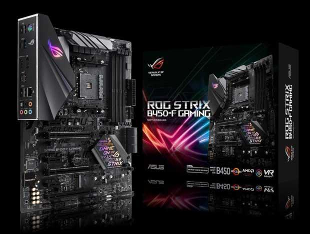 Carte mère Asus ROG STRIX B450 STRIX-F Gaming