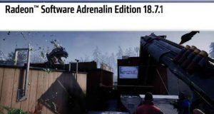 Les Radeon Software Adrenalin Edition 18.7.1