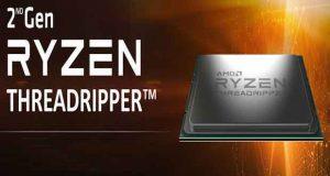 Ryzen Threadripper de deuxième génération dont le Ryzen Threadripper 2990X