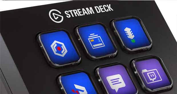 Stream Deck Mini d'Elgato