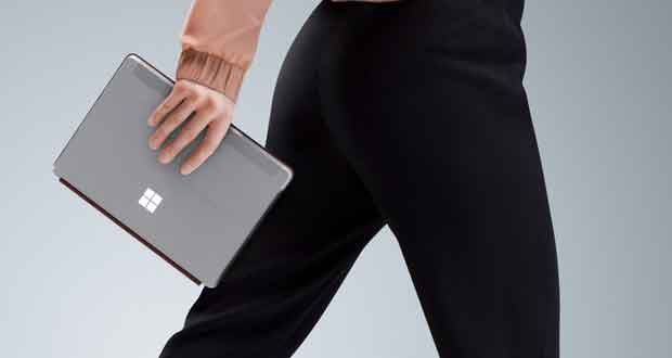 Tablette Surface Go de Microsoft