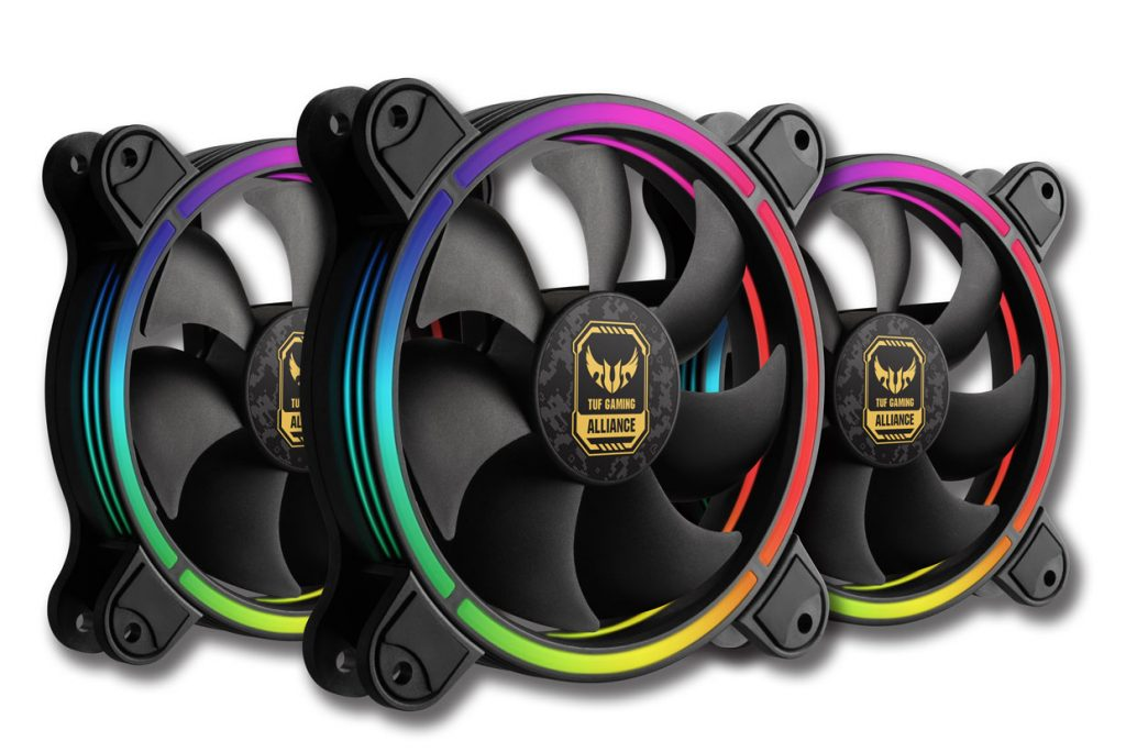Ventilateurs TB.RGB