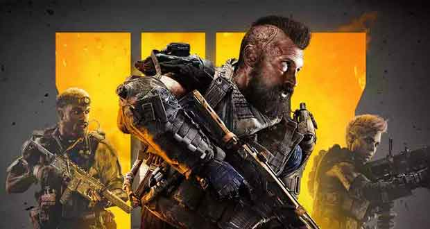 Call of Duty: Black Ops 4 sur PC