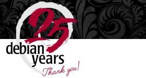 Debian Project fête ses 25 ans