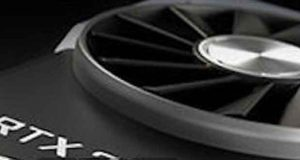 GeForce RTX 2080 Ti Founders Edition de Nvidia