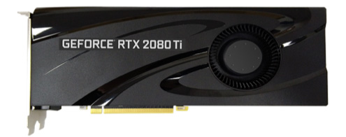 PNY GeForce RTX 2080 Ti Blower