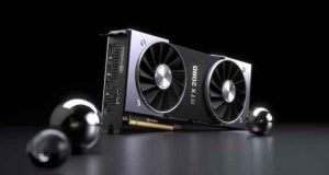 Carte graphique GeForce RTX 2080 Founders Edition de Nvidia