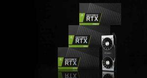 GeForce RTX 20 series de Nvidia