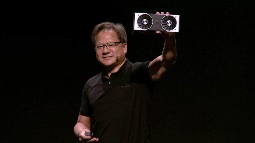 Nvidia présente ses GeForce RTX