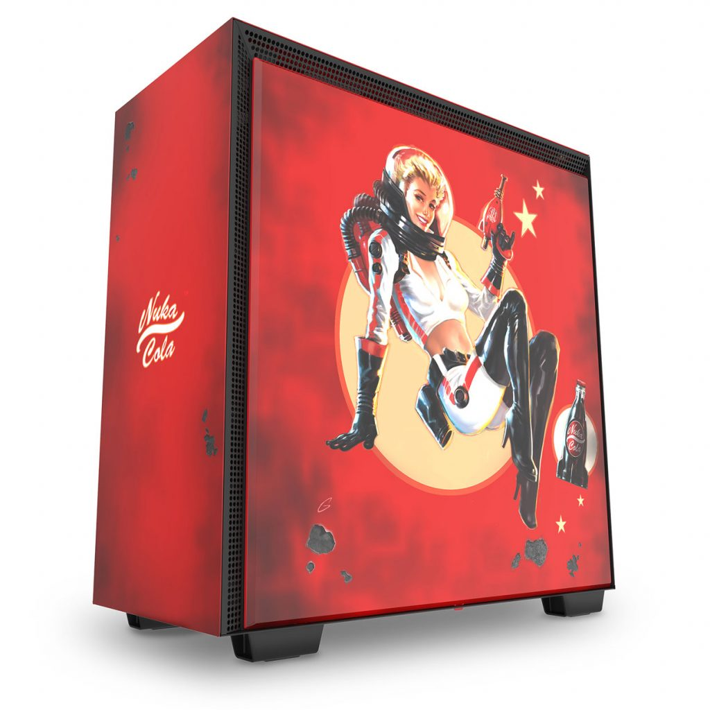 Boitier NZXT H700 Nuka-cola