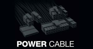 Power Cable de Be Quiet (câble d'alimentation)