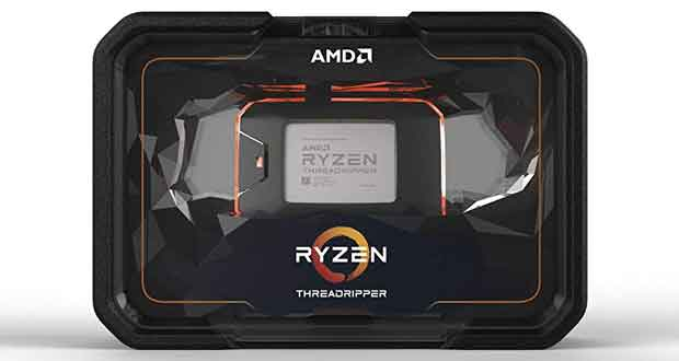 Processeur AMD Ryzen Threadripper 2990WX