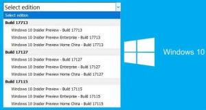 Windows 10 Redstone 5 - ISO d'installation