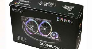 Watercooling AIO Zoomflow 140 d'ID-Cooling
