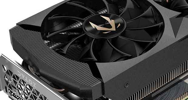 GeForce RTX 2080 Ti AMP Edition de Zotac