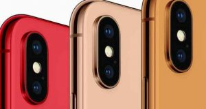 Smartphone iPhone d'Apple