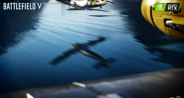 Battlefield V et la technologie RTX