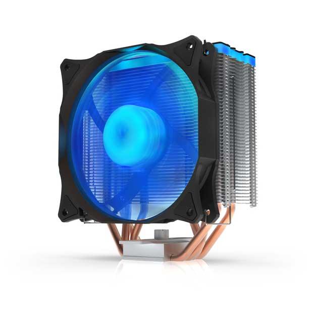 Ventirad Fera 3 RGB HE1224 de SilentiumPC