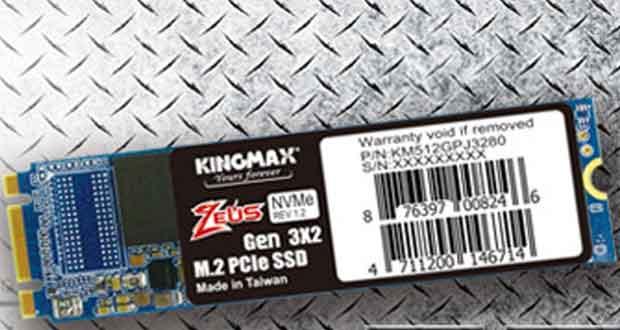 SSD M.2 2280 PJ-3280 de KingMax
