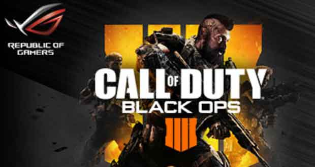 Opération ROG / Call of Duty: Black Ops 4