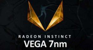 Carte graphique Radeon Instinct 7 nm d'AMD