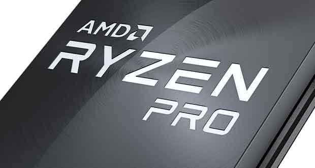 Processeur Ryzen Pro d'AMD