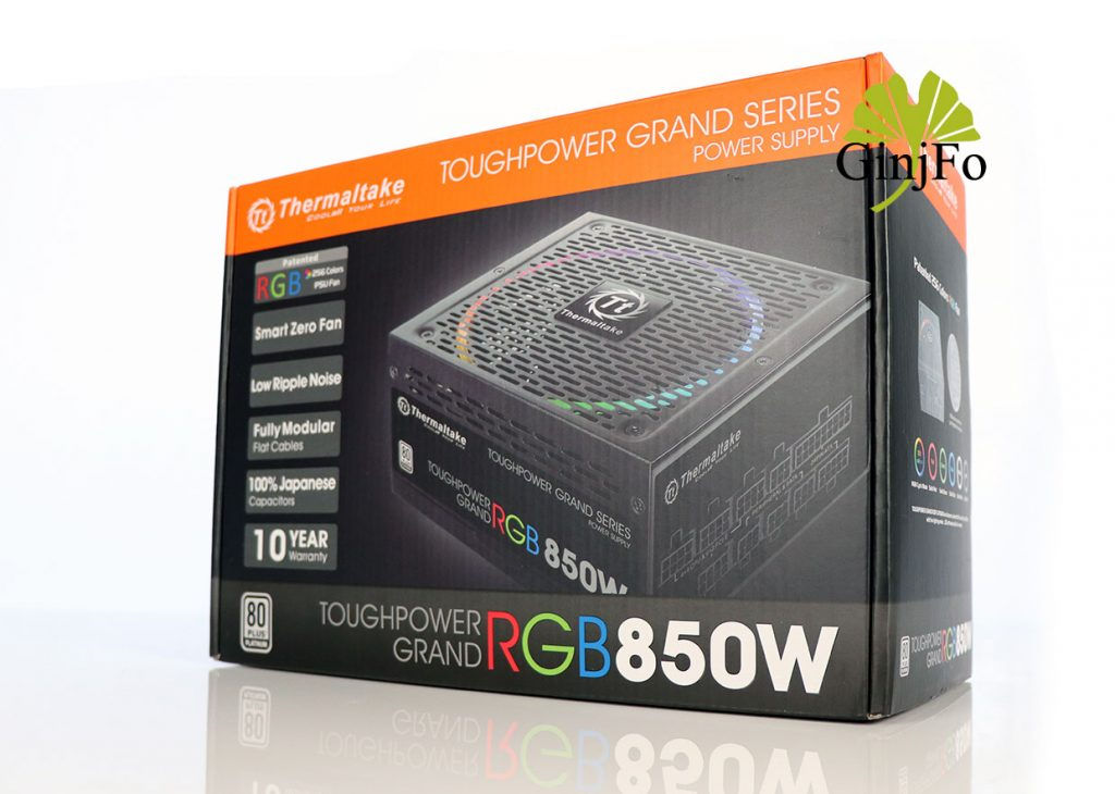 ToughPower Grand RGB 850W 80+ Platinum