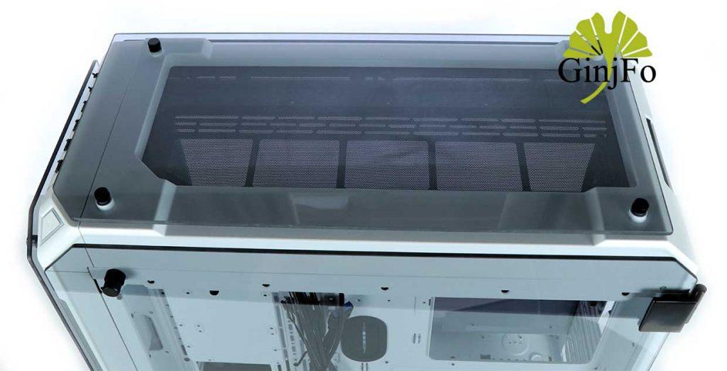 View 71 TG Snow de Thermaltake