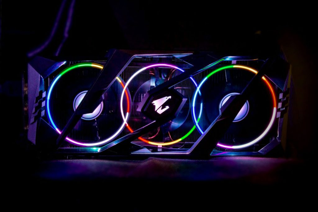 AORUS GeForce RTX 2080 Ti Xtreme