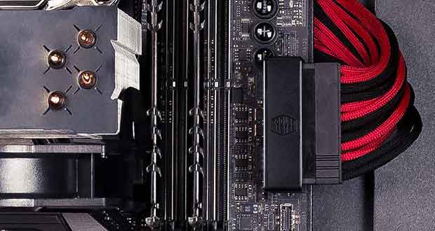 ATX 24 Pin 90° Adapter de Cooler Master