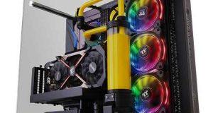 Boitier Core P3 TG de Thermaltake