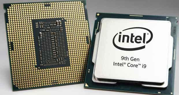 Core i9-9900K d'Intel