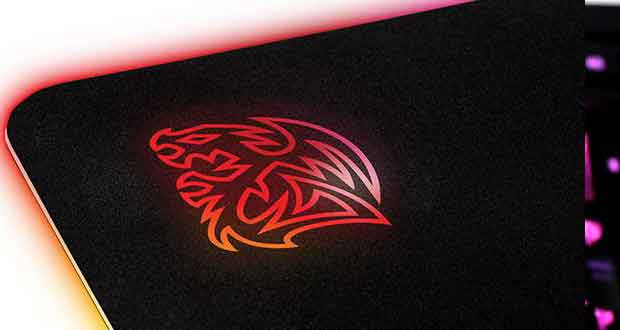 Tapis de souris Draconem RGB Cloth Edition