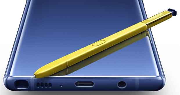 Smartphone Samsung Galaxy Note 9 128 Go
